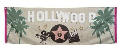 Hollywood Movie Star Υφασμάτινο Μπάνερ