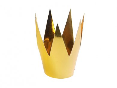 Golden Crowns 3/pcs