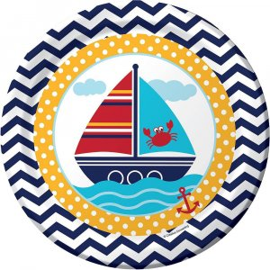 Sailing Boat - Baby Shower Theme
