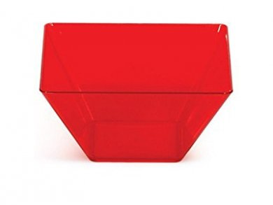 Red Trendware Bowls 8pcs