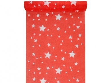 Red Runner with Stars (5m)