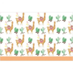 Lama Plastic Tablecover