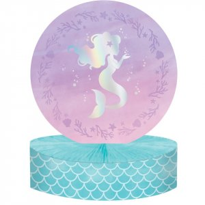 Mermaid Shine Centerpiece Table Decoration