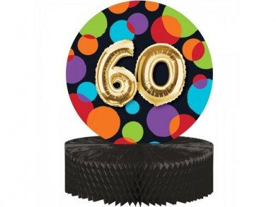 Μαύρο με Πουα Χρυσό 60 Διακόσμηση για το Τραπέζι