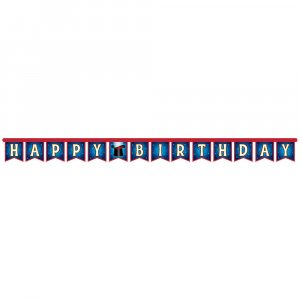 Magic Party Happy Birthday bunting