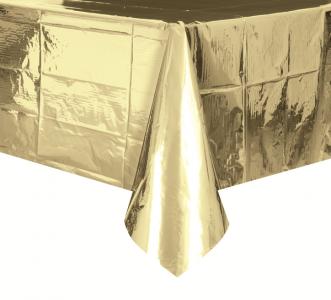 Χρυσό Μεταλλικό Τραπεζομάντηλο