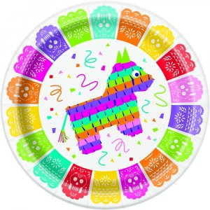 Mexican Pinata Fiesta - Boys Party Supplies