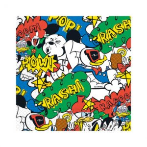 Mickey Super Cool Luncheon Napkins (20pcs)
