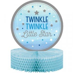 Μικρό Μου Αστέρι Μπλε Διακόσμηση Για Το Τραπέζι