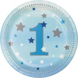 Το Μπλε Αστεράκι Μου - Πρώτα Γενέθλια - Είδη πάρτυ για Αγόρια