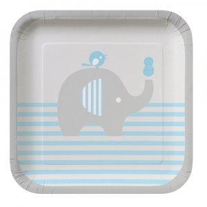 Ελεφαντάκι Σιέλ - Για Το Τραπέζι - Είδη πάρτυ για Βάπτιση