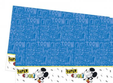 Mickey Maous Plastic Tablecover