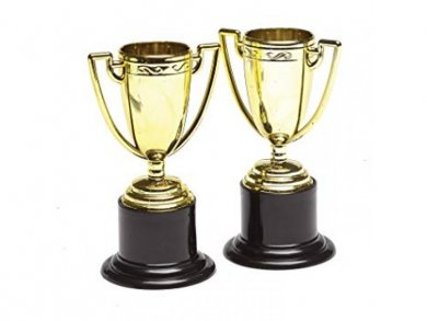 Mini Trophies (4pcs)