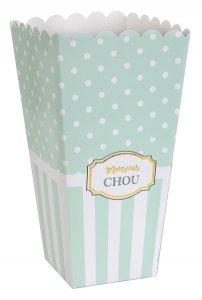 Monsieur Chou Paper Treat Boxes (8pcs)