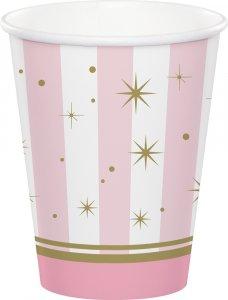 Ballet paper cups 8/pcs
