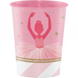 Μπαλέτο Πλαστικό Ποτήρι