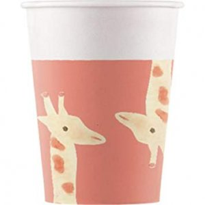 My Safari Party Paper Cups (8pcs)