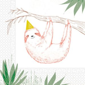 My Safari Party Luncheon Napkins (20pcs)