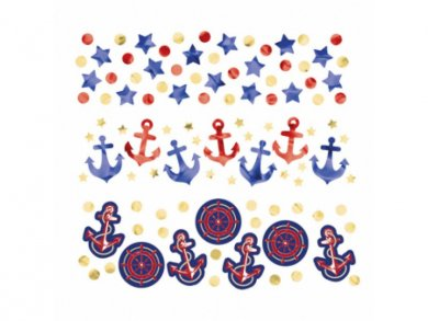 Navy Theme Table Confetti 34g
