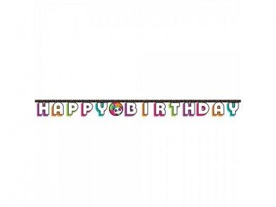 Panda Γιρλαντα για Γενεθλια