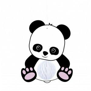 Panda Κυψελωτή Κρεμαστή Διακόσμηση