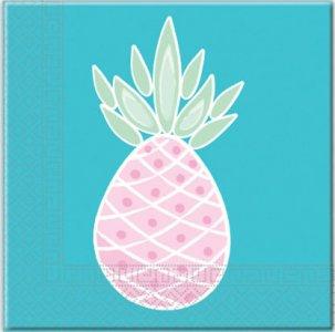 Pastel Pineapple Luncheon Napkins 20/pcs