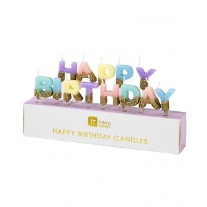 Candles - Birthday Party Accessories