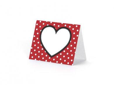 Ladybug Place Cards (6pcs)