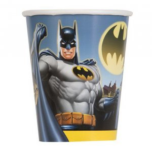 Batman Paper Cups (8pcs)