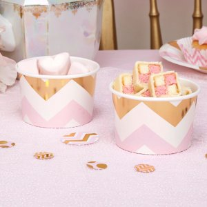 Treat Cups - Baptism party supplies