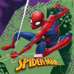 Spiderman Luncheon Napkins 20/pcs