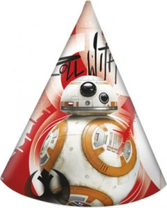 Star Wars Party Hats 6/pcs