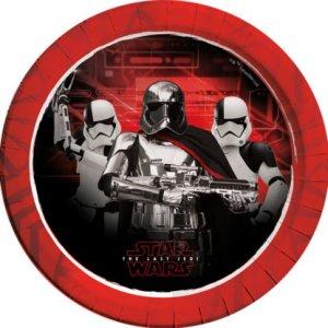 Star Wars Large Paper Plates 8/pcs