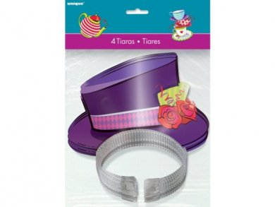 """Alice in Wonderland"" Tiaras 4/pcs"