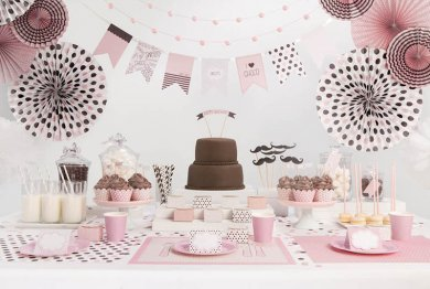 Sweets Collection - Baby Shower Party Supplies