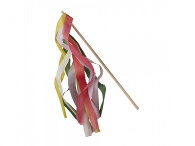 Colorful Wooden Wands (10pcs)