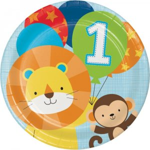 First Birthday - Boys Party Supplies