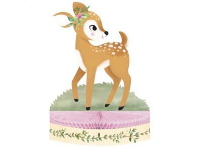 Little Deer Centerpiece (22,8cm x 29,8cm)