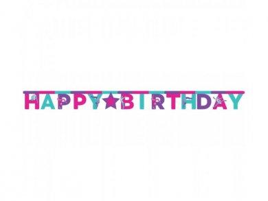 Ενόργανη Γυμναστική Γιρλάντα για Γενέθλια (3,04μ)