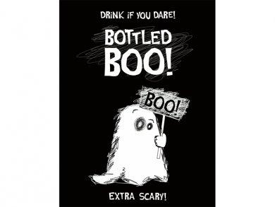 Boo Ετικέτες Για Τα Μπουκάλια 10/Τμχ