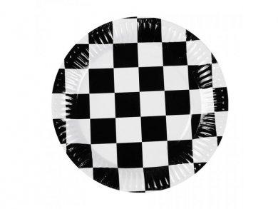 Φόρμουλα Μεγάλα Χάρτινα Πιάτα (6τμχ)