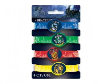 Harry Potter Bracelets (4pcs)
