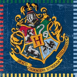 Harry Potter Luncheon Napkins (16pcs)