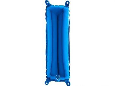 I Letter Balloon Blue (35cm)