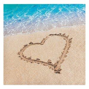 Beach Love Beverage Napkins (16pcs)