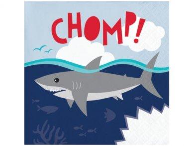 Καρχαρίας Χαρτοπετσέτες (16τμχ)