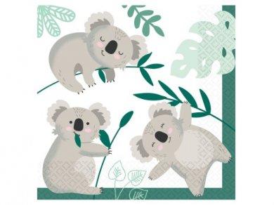 Koala Luncheon Napkins (16pcs)