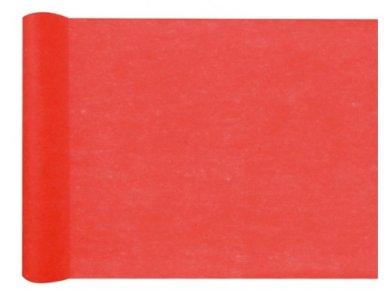 Red Table Runner (10m)