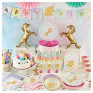 GIRLS - THEMED PARTY SUPPLIES