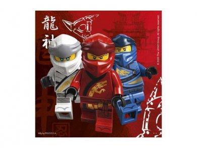Lego Ninjago Luncheon Napkins 20/pcs